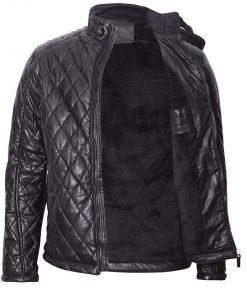 Мъжко кожено яке - Купър - Alf.ro
