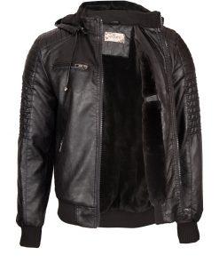 Мъжко кожено яке – P3200 - Alf.ro